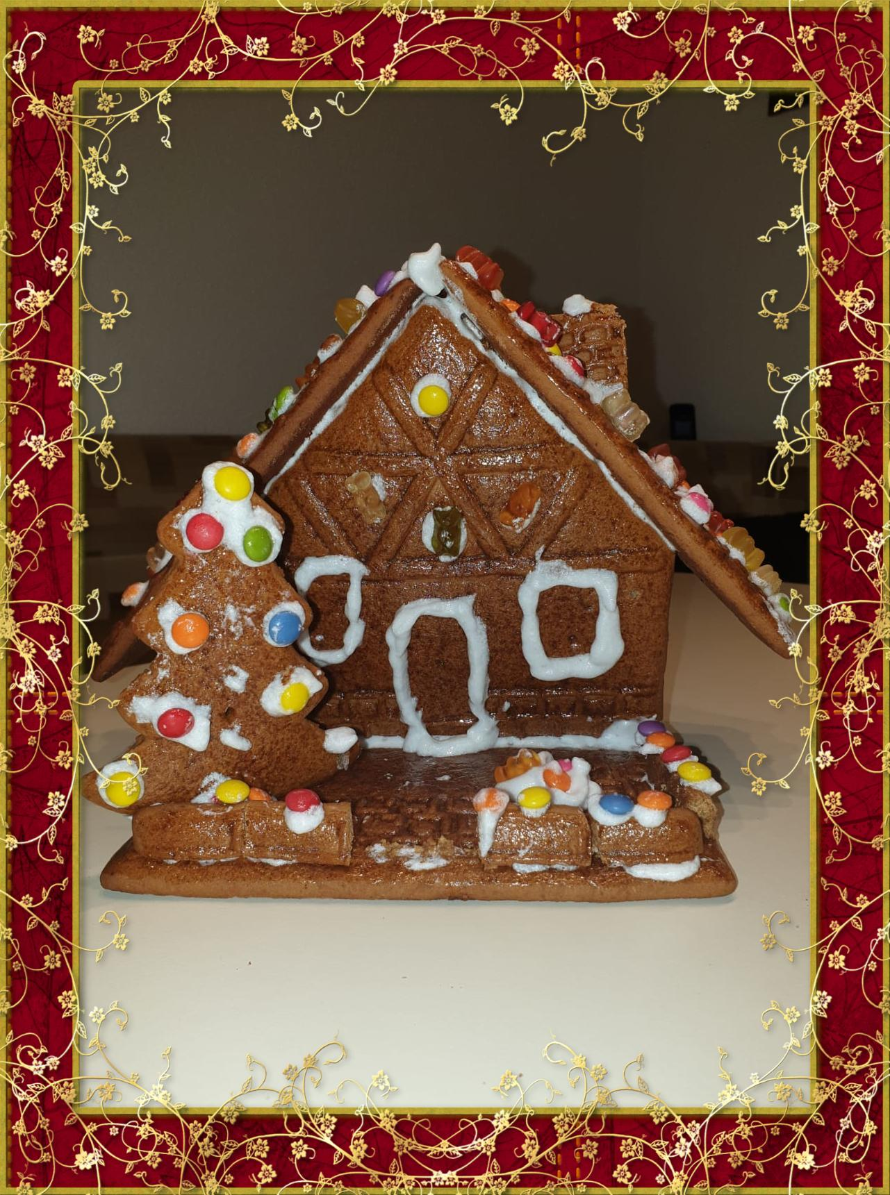 Lebkuchenhaus von Lotta