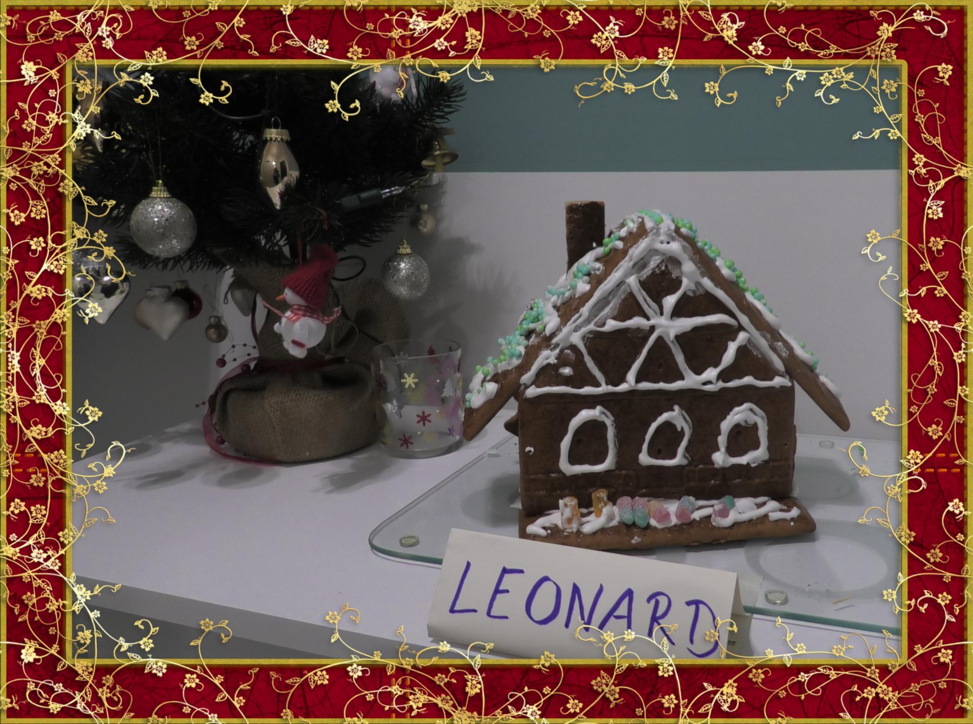 Lebkuchenhaus von Leonard