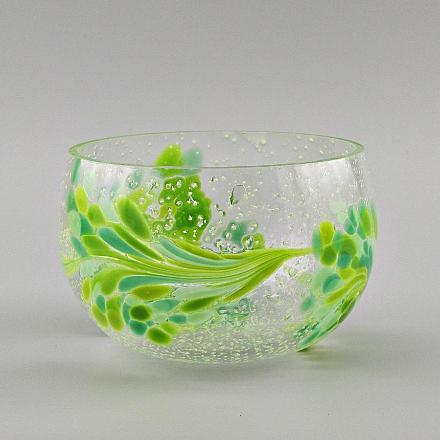 Teelicht Grün-Lumi Grünmischung
