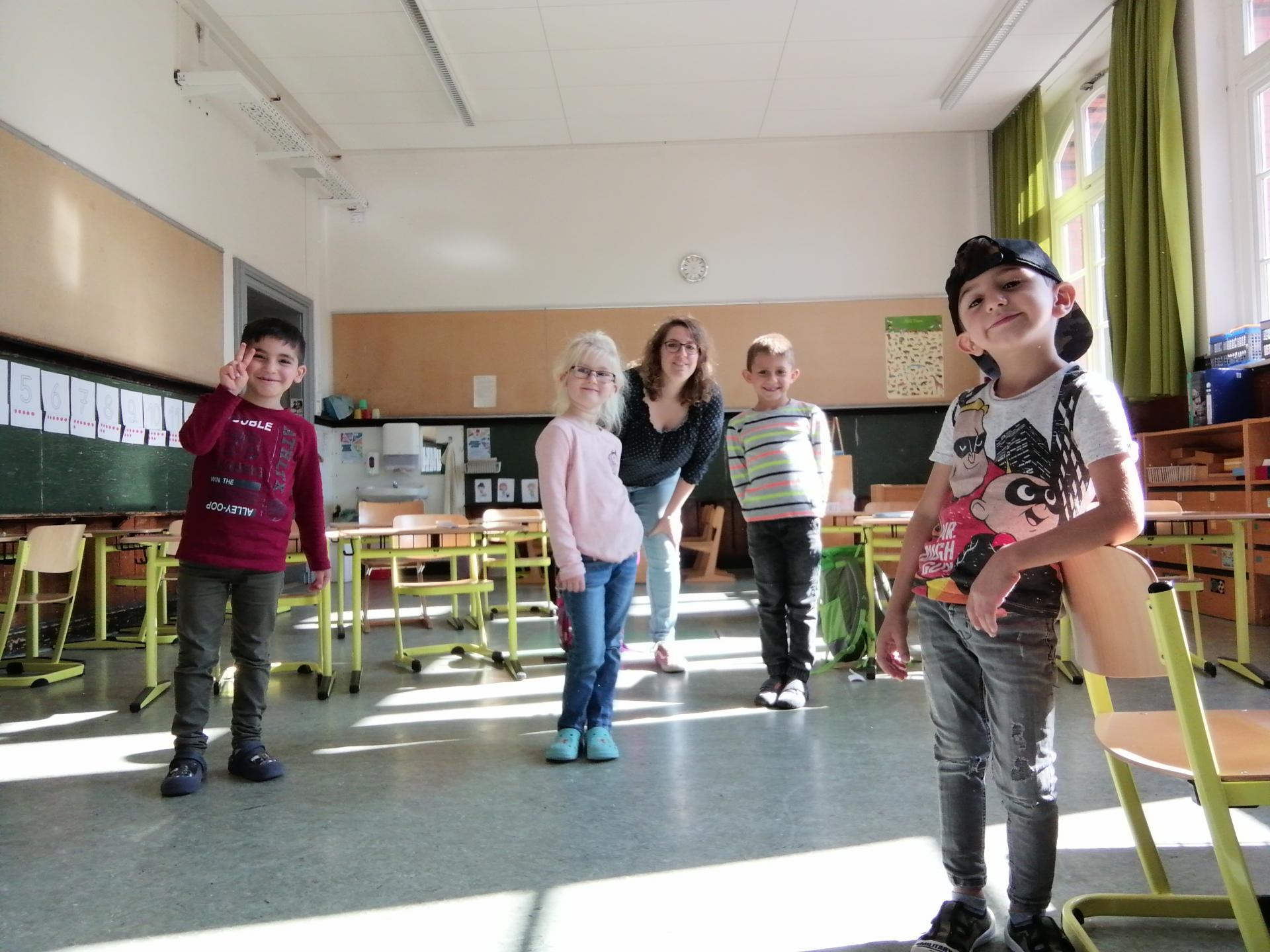 Schulkindergarten Frau Himstedt