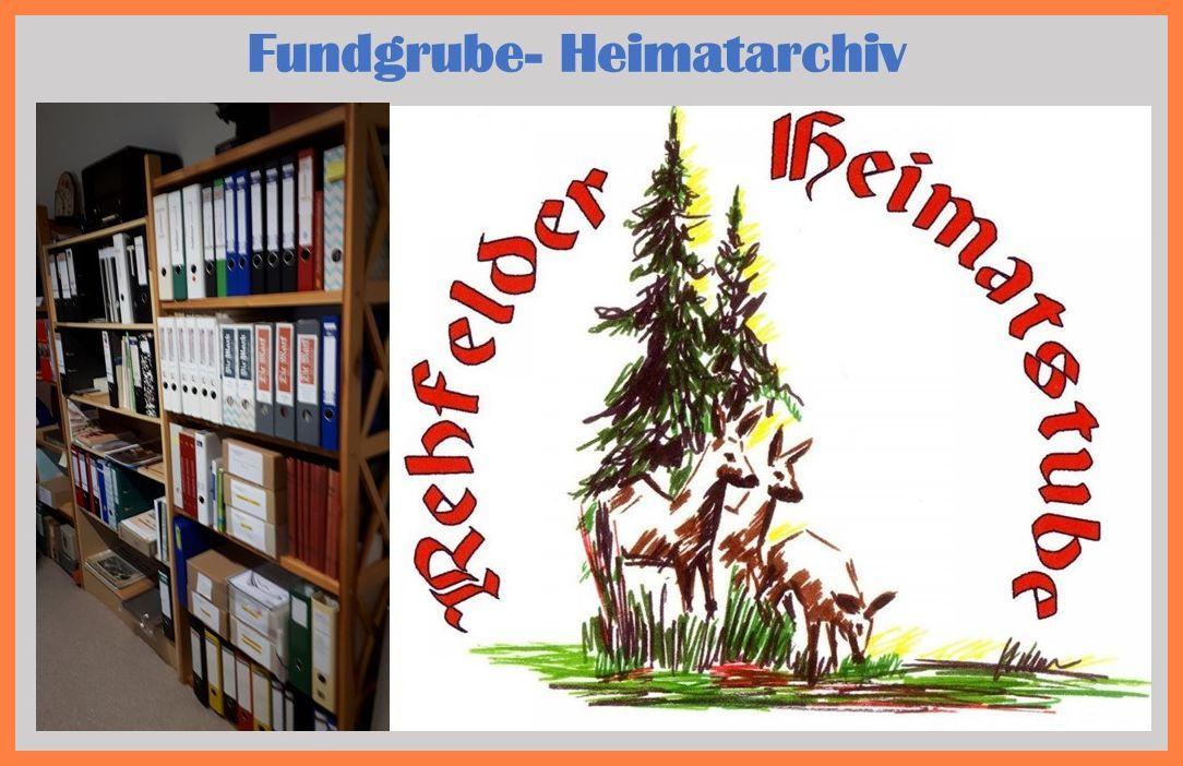 Fundgrube im Heimatarchiv