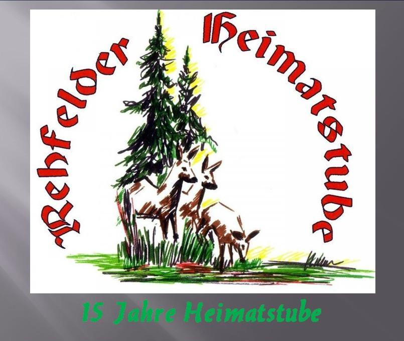 Logo 15 Jahre Heimatstube