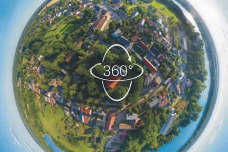 Kulturhistorischer 360°-Rundgang durch Wandlitz-Dorf