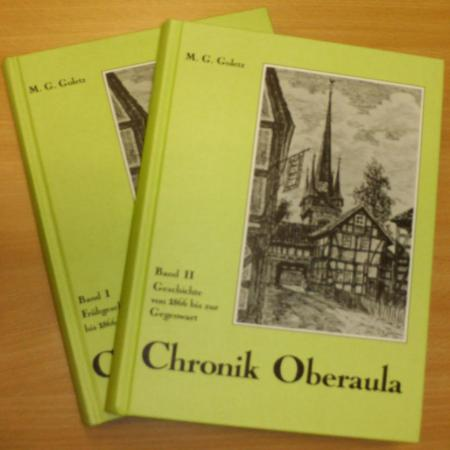 Chronik Oberaula