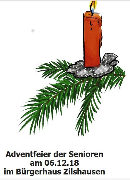 Die Adventsfeier