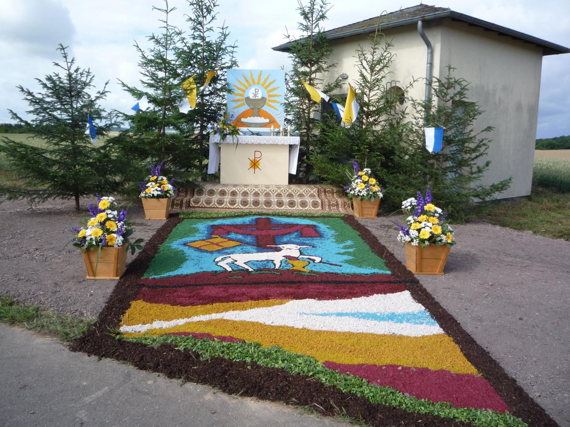 Altar von Zilshausen