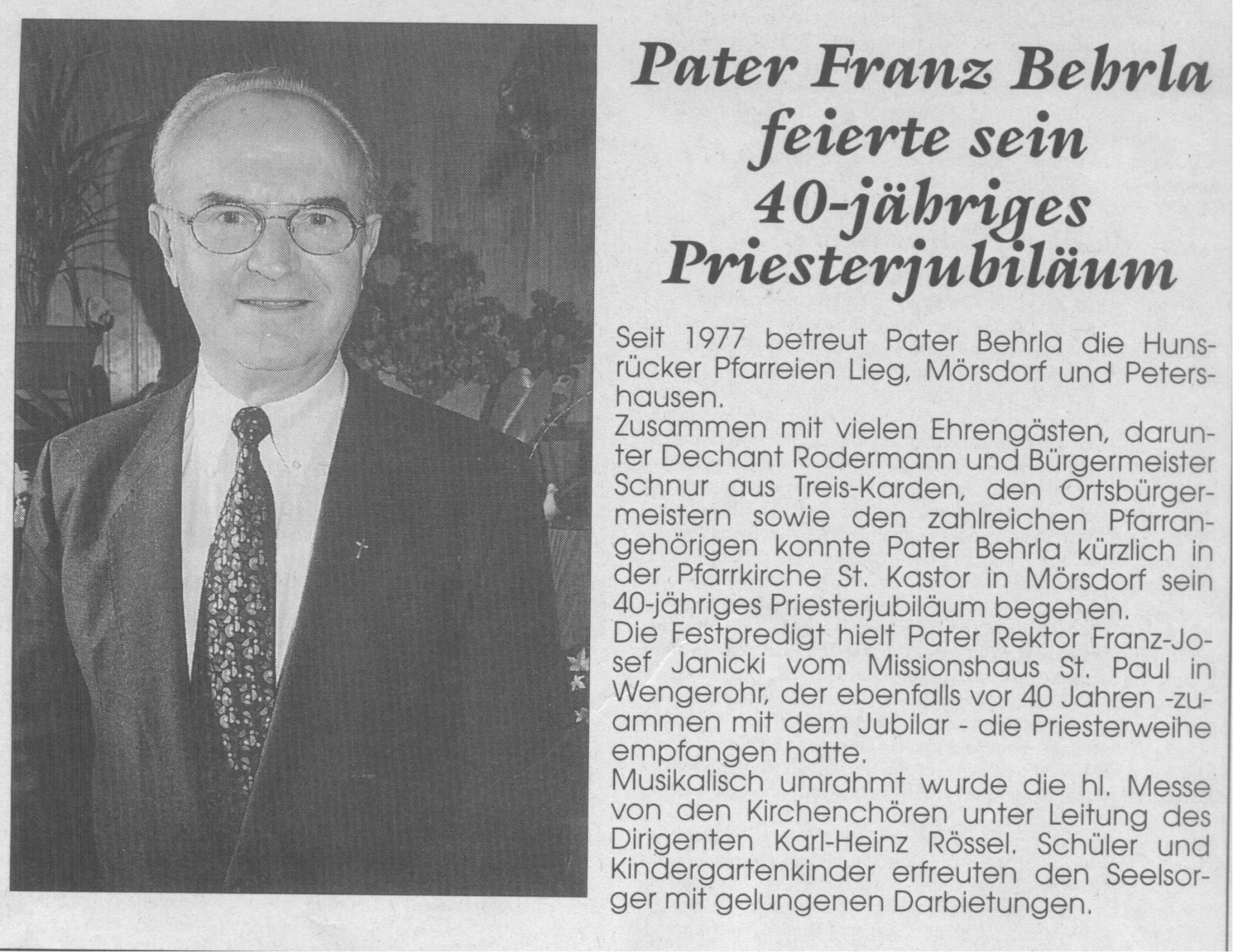 Pater Franz