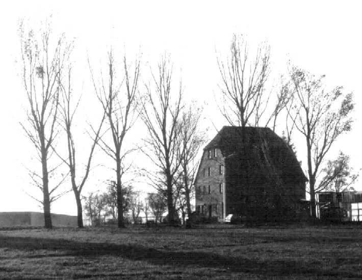 Die neue Sabelsmühle seit 1950 in Zilshausen