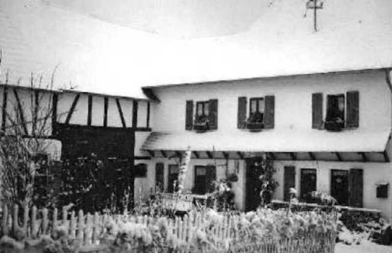 "Haus Nr. 44: ""Furte"" (heute Platten)"