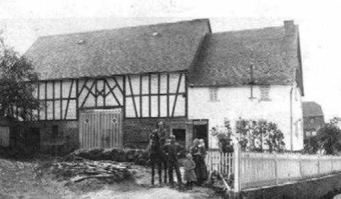 Haus Nr. 11: Backes-Weins (Wendling)