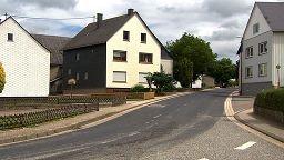Hauptstraße in Zilshausen