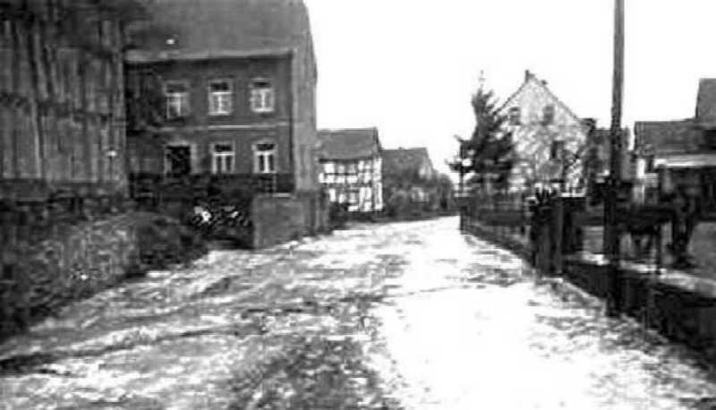 Tauwetter im Unterdorf
