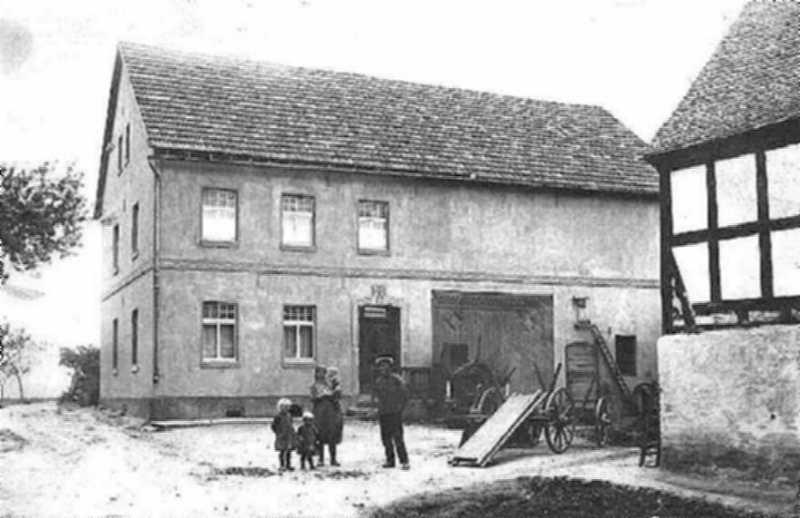 """Das """"neue"""" Haus 1927"""