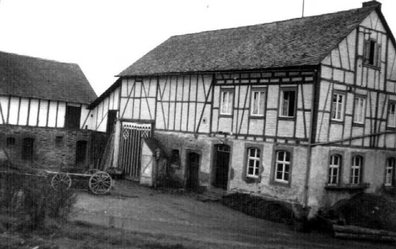 """Haus Nr. 51: """"Theisens"""""""