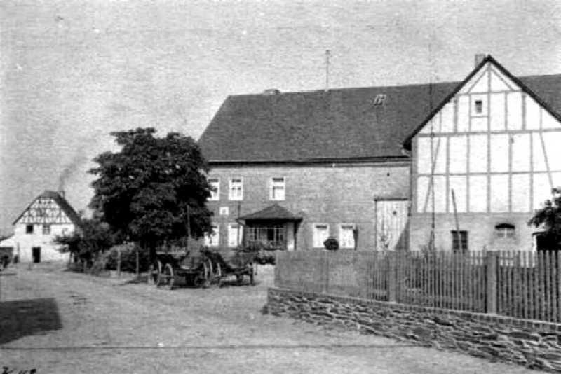 """Haus Nr. 65: """"Daume"""""""