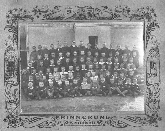 Schulfoto von 1920