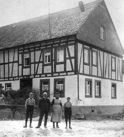 Haus Nr. 7: Kippasch