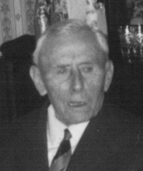 Scheuer, Bernhard