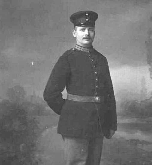 Zelser Gardejäger 1915