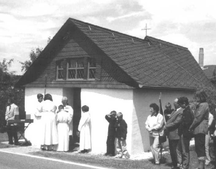 Geschichte der Kapelle