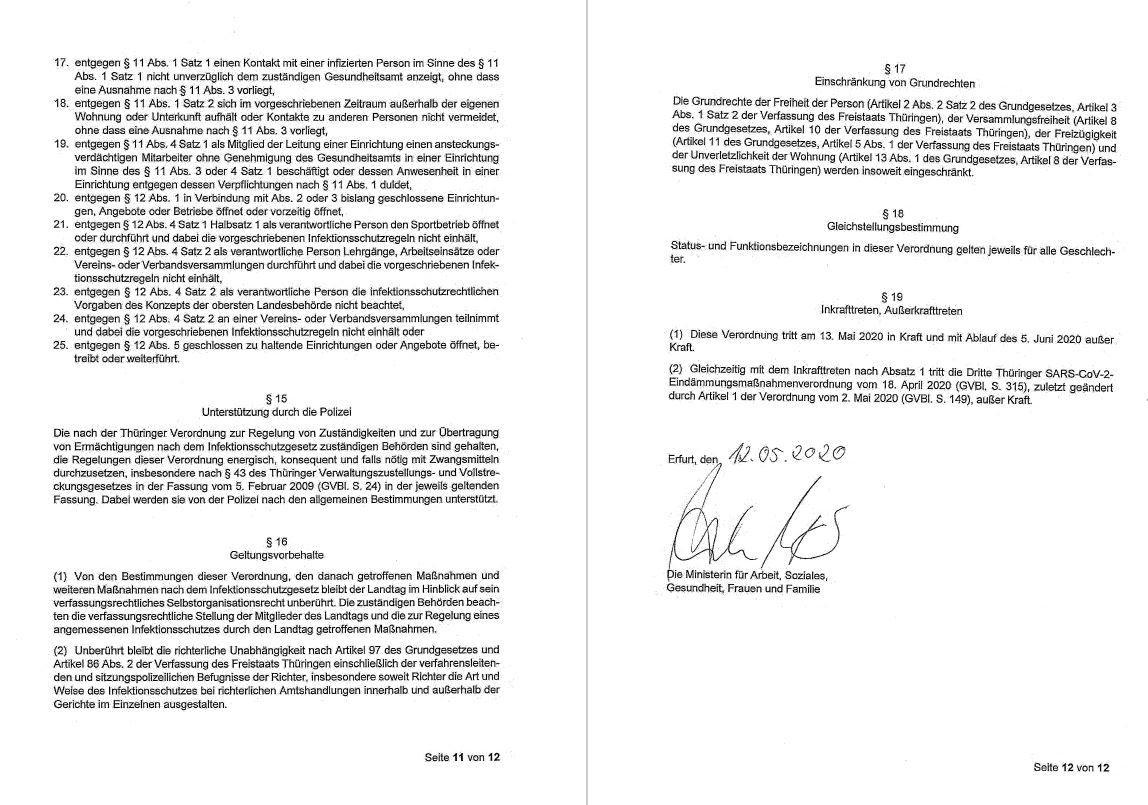 ThürSARS-CoV-2-MaßnFortentwVO-vom 12.05.2020 Seiten 11-12