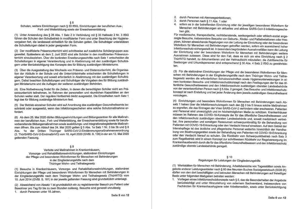 ThürSARS-CoV-2-MaßnFortentwVO-vom 12.05.2020 Seiten 5-6