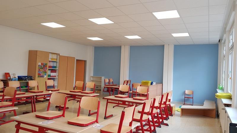 Deuz Klassenraum