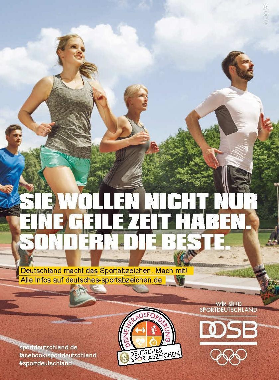 DOSB-Kampagne-Sportabzeichen