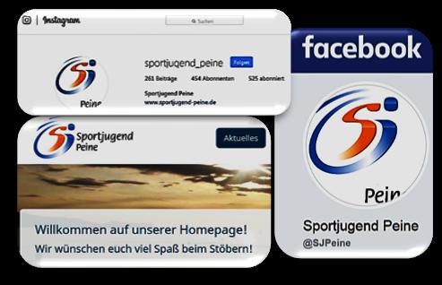 Sportjugend-Website