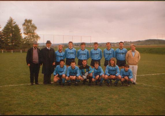 Gruppenbild 90er Jahre 1