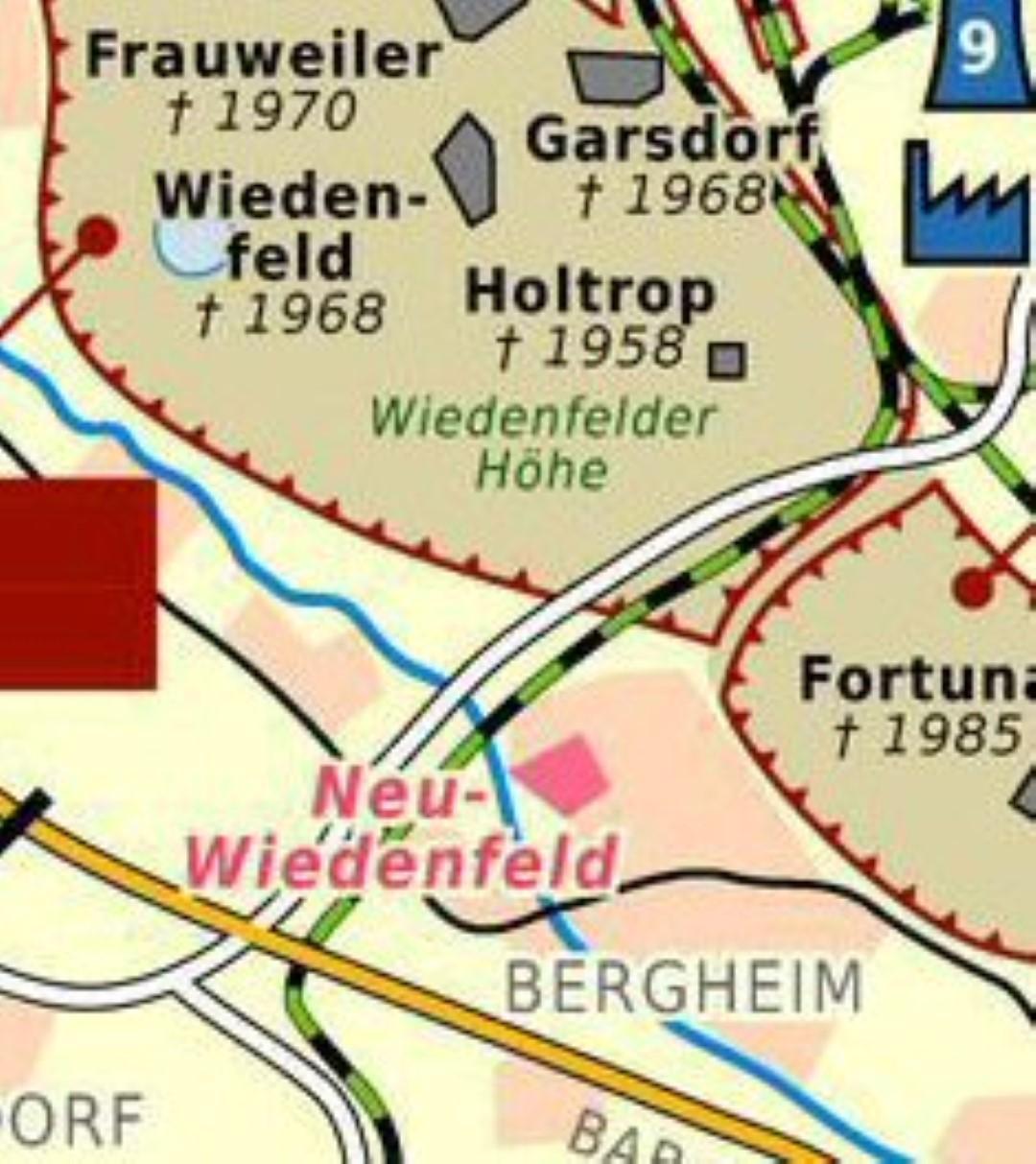 Bergheim -  Holtrop L