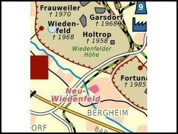 Bergheim -  Holtrop R
