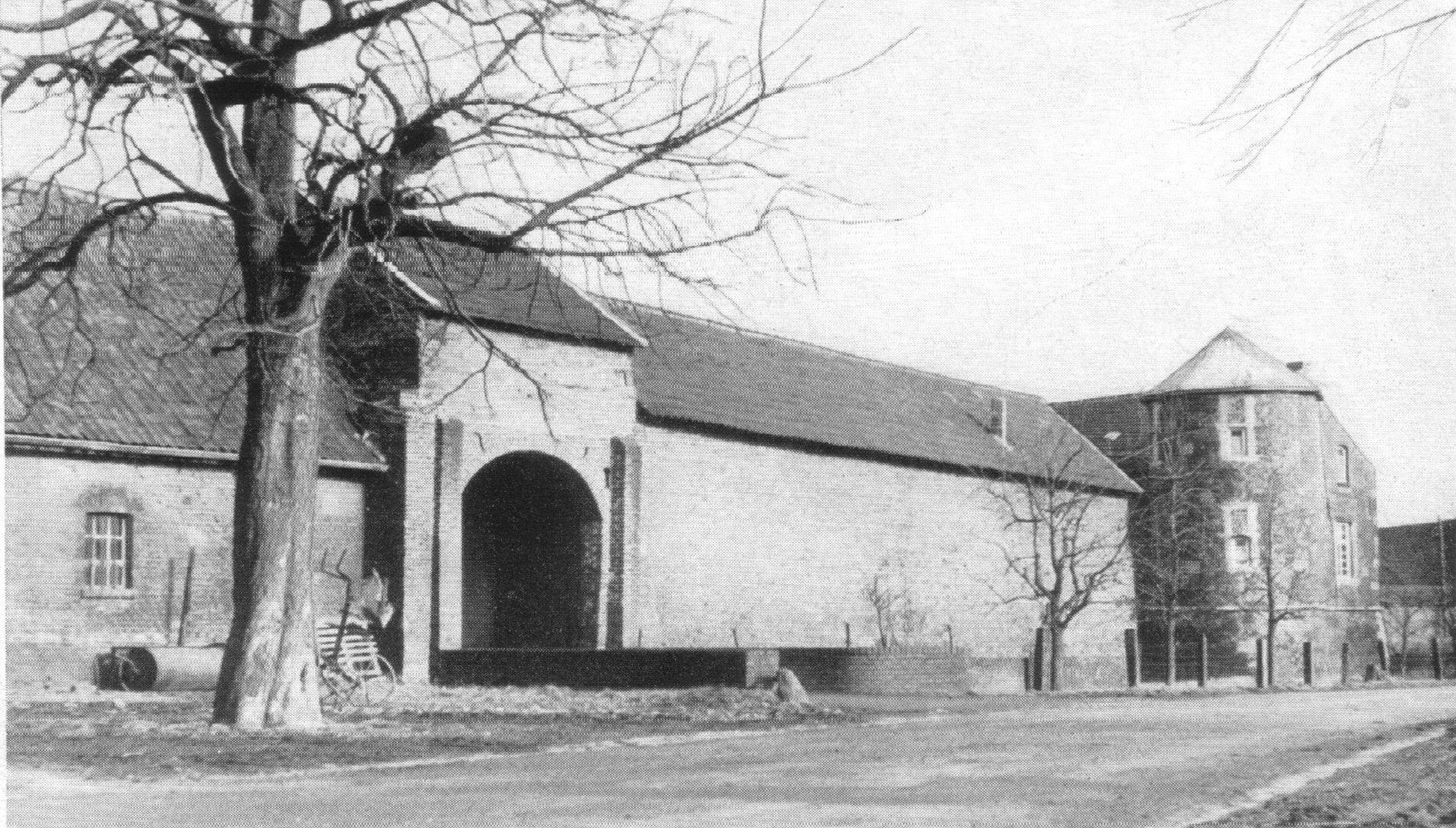 Burg_Lürken  vor 1960 L