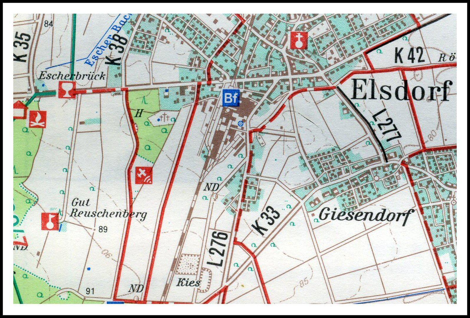 Landkarte L