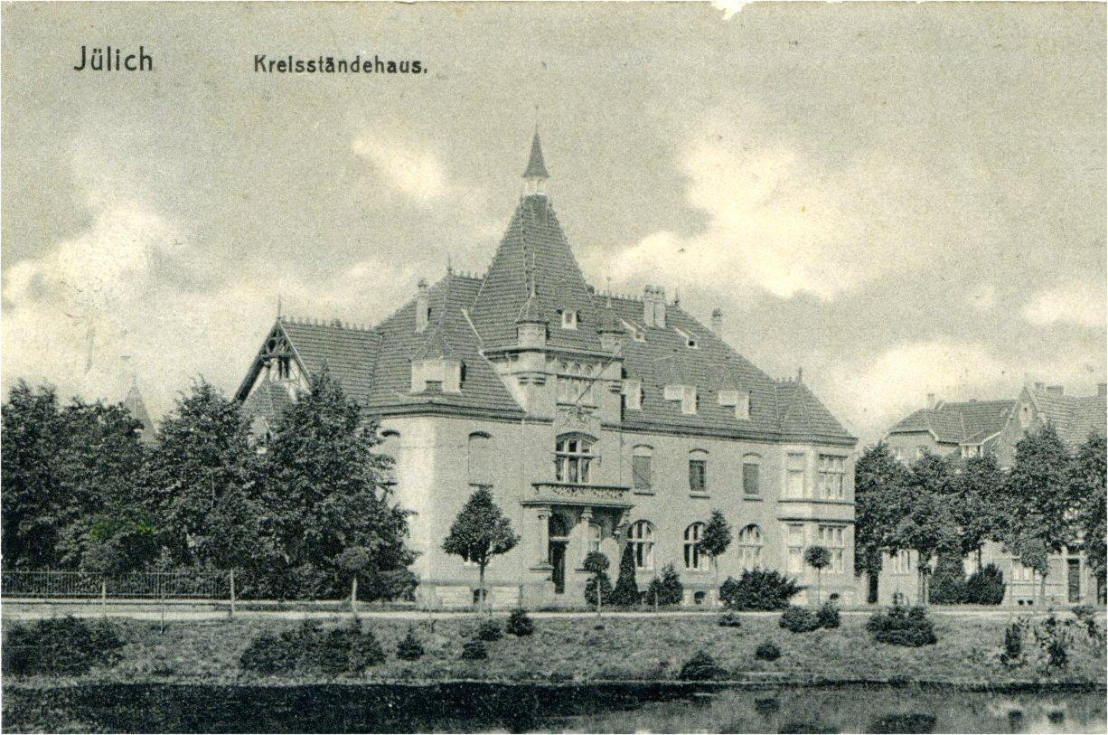 Jülich Kreisständehaus