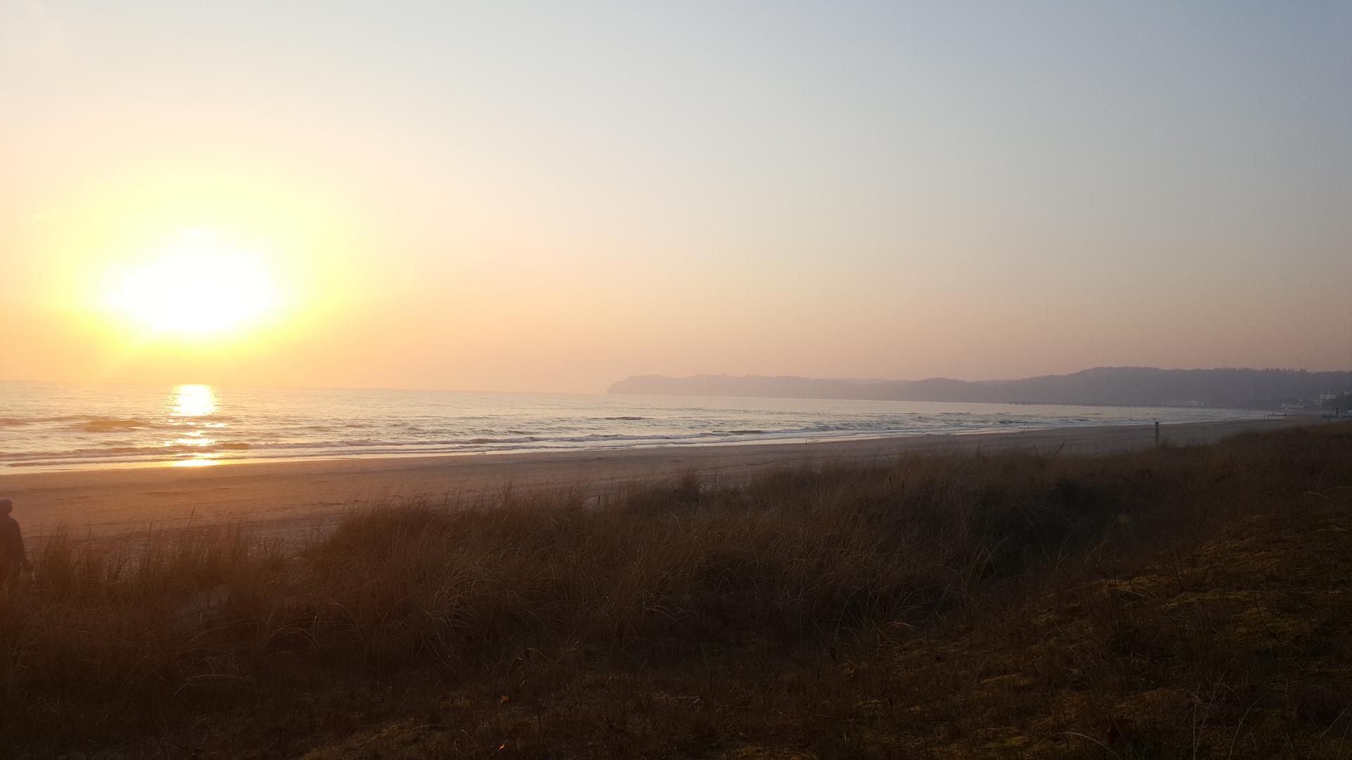 Rügen Sonnenuntergang