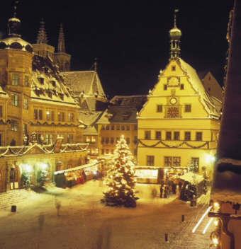 Rothenburg Weihnacht
