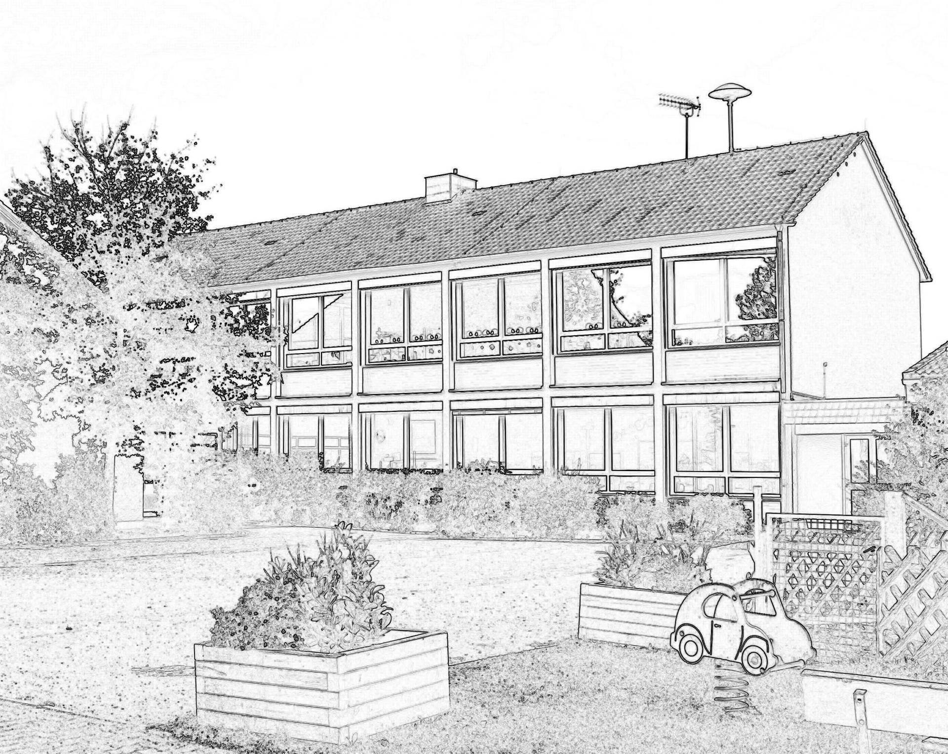 Altenaffeln Schule