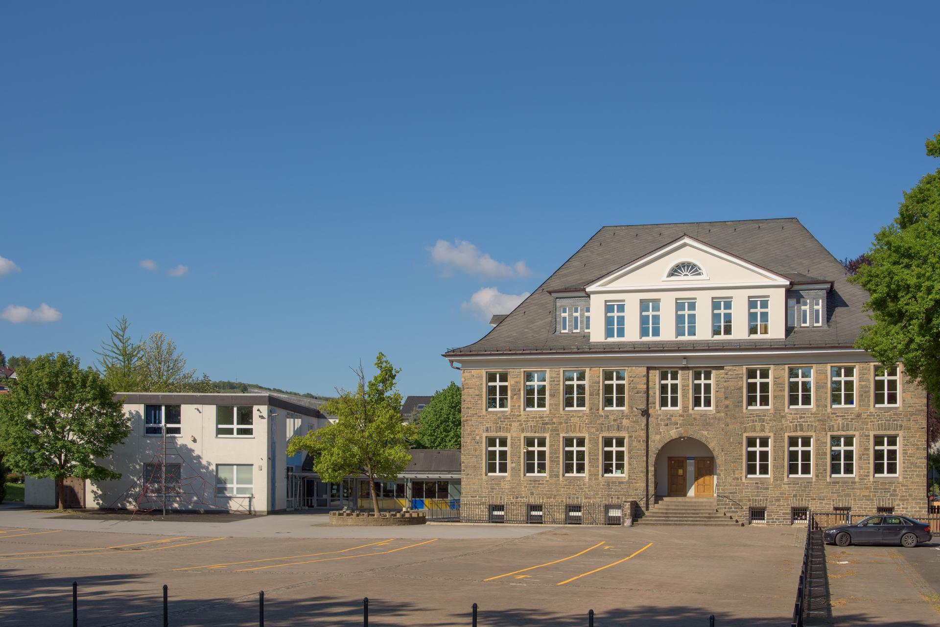 Burgschule aktuell