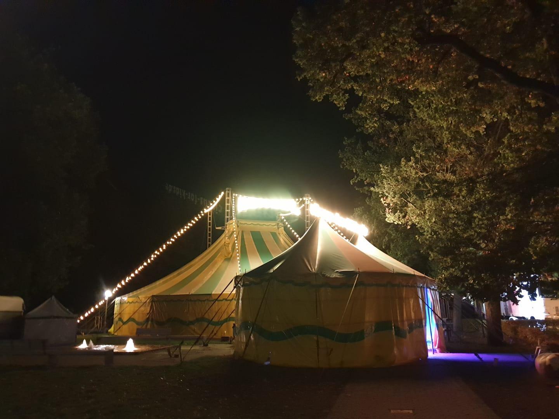 Zirkus - Oktober 2019