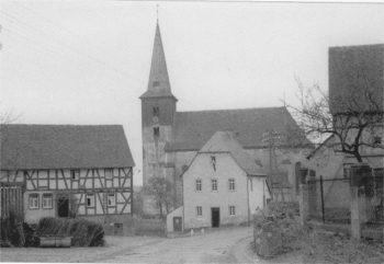 1936 - Die Pfarrkirche