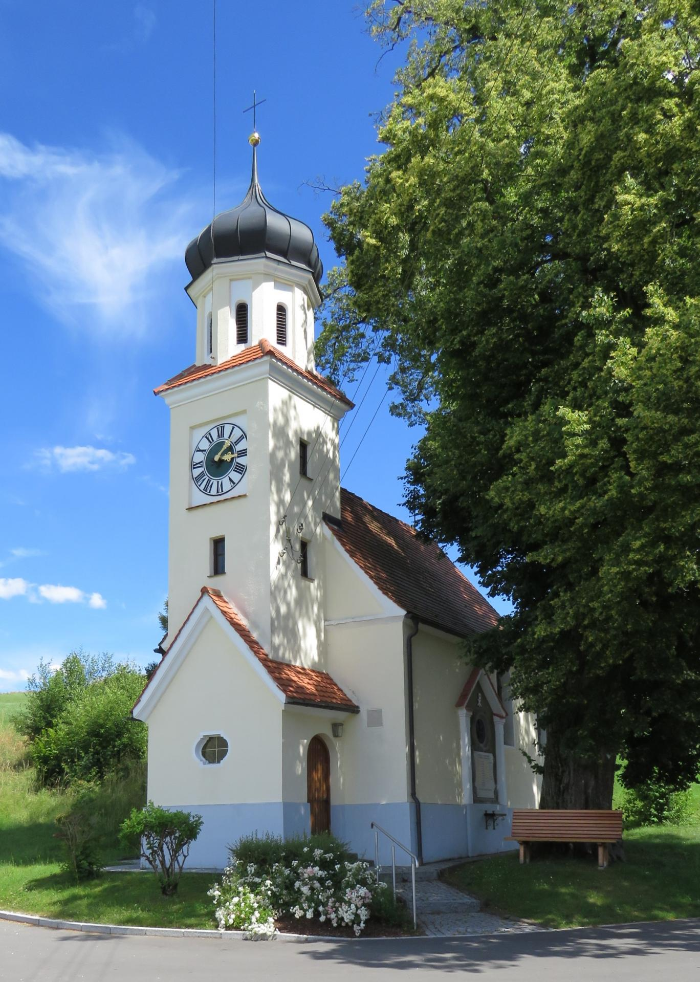 Vallried Kapelle, 2020