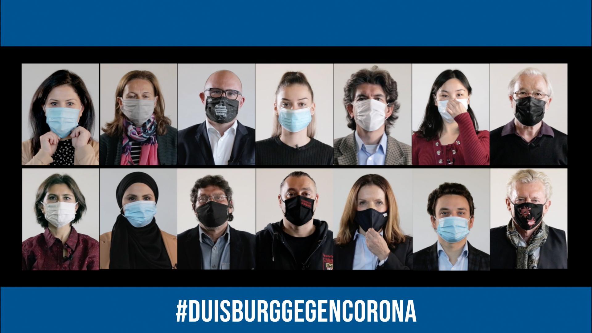Duisburg-gegen-Corona