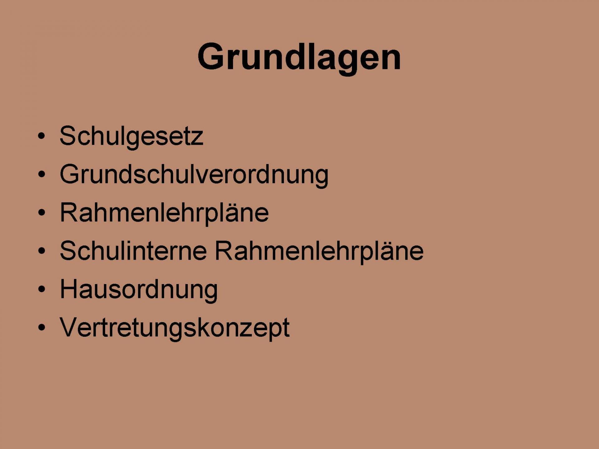 © Foto: Grundschule Groß Machnow - Schulprogramm - Seite 9