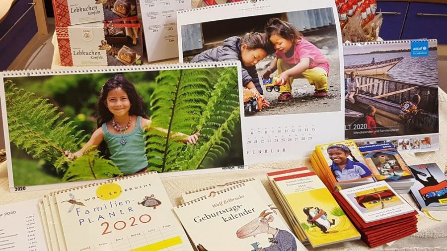 Kalender und vieles mehr