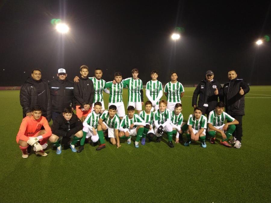C-Jugend Kreispokal2019 Einzug ins Halbfinale