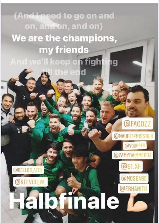 Halbfinale Niederrheinpokal2020