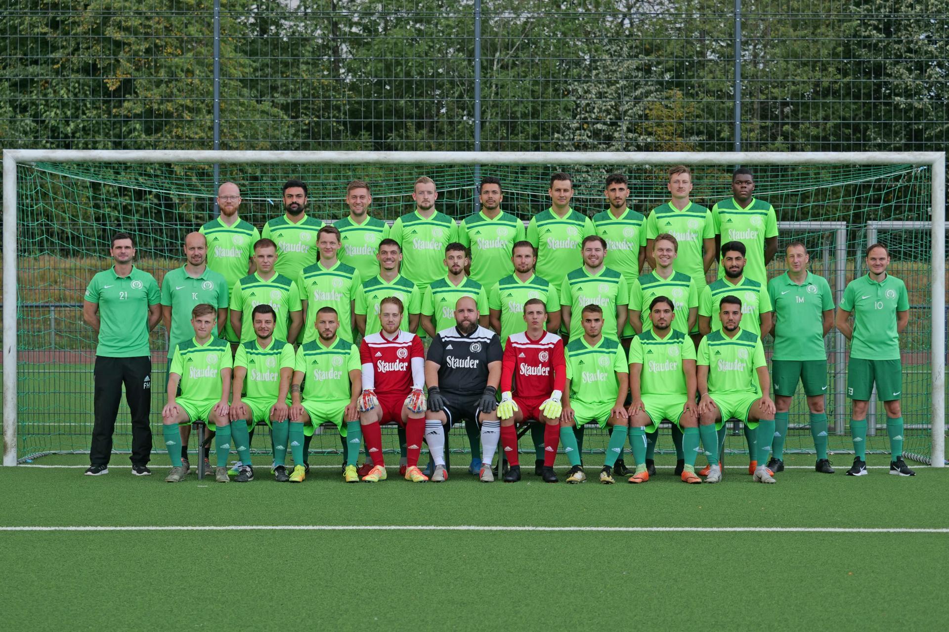 2.Mannschaft Saison2020-2021