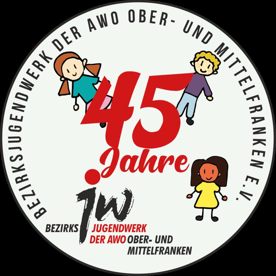 Logo 45 Jahre