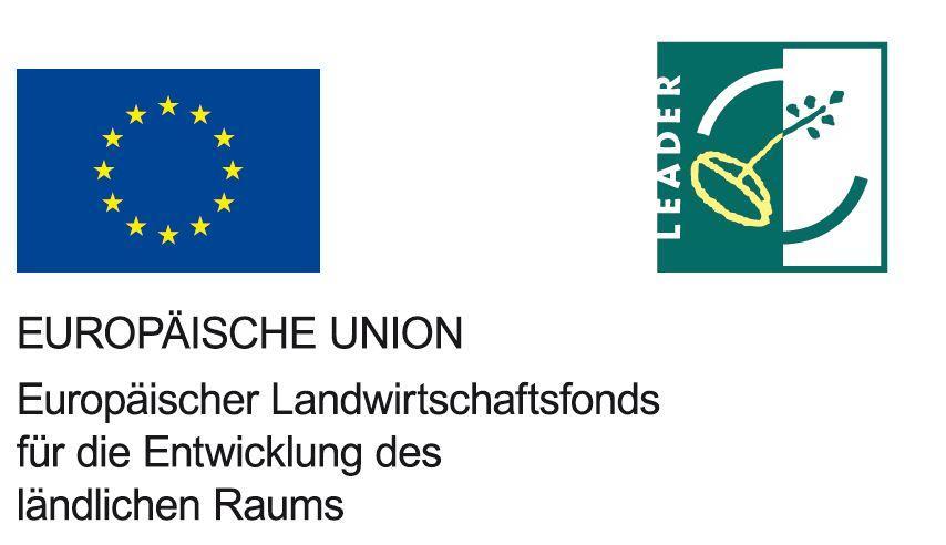 Logo EU und LEADER